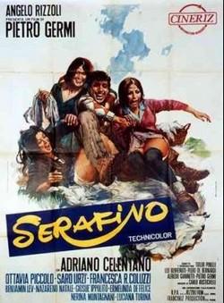 1 Serafino locandina