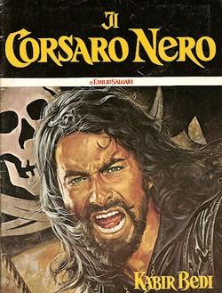 10 Il corsaro nero locandina