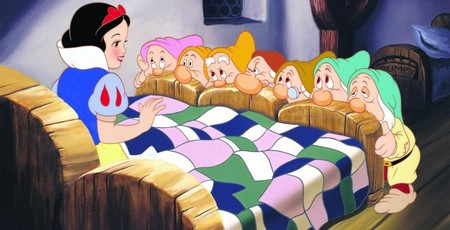 11 Biancaneve e i 7 nani foto