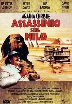 12 Assassinio sul Nilo locandina
