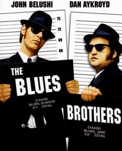 12 The Blues Brothers locandina