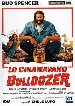 14 Lo chiamavano Bulldozer locandina