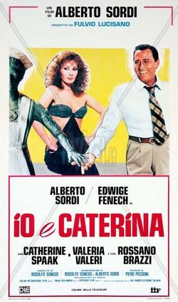 17 Io e Caterina locandina
