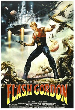 19 Flash Gordon locandina