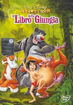 19 Il libro della giungla locandina