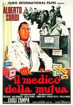 2 Il medico della mutua locandina