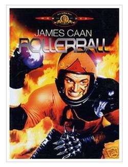 20 Rollerball locandina
