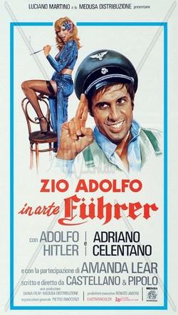 20 Zio Adolfo in arte Fuhrer locandina