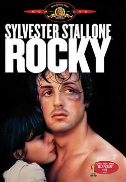 4 Rocky locandina