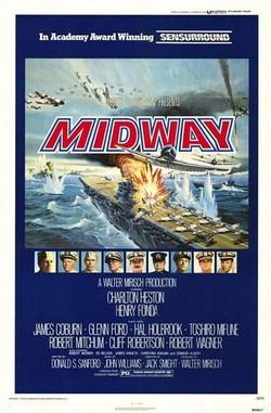 7 La battaglia di Midway locandina