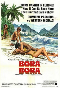 8 Bora Bora locandina