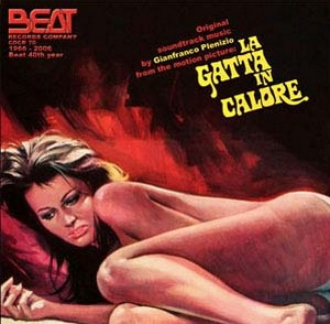 La gatta in calore soundtrack 2