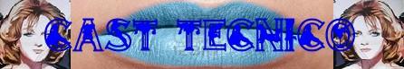Labbra di lurido blu banner cast