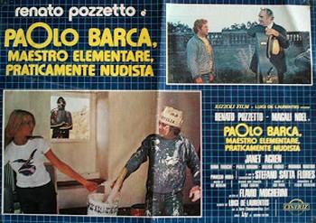 Paolo Barca maestro elementare lobby card 3