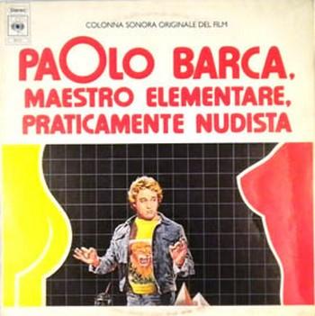 Paolo Barca maestro elementare locandina 3