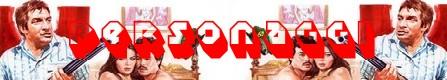 Romanzo popolare banner personaggi