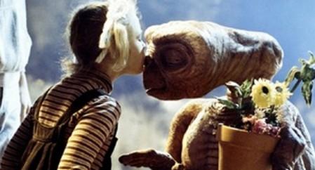 1 E.T. L'Extra-Terrestre foto