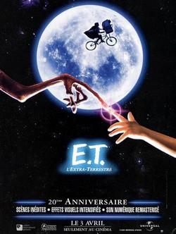 1 E.T. L'Extra-Terrestre locandina