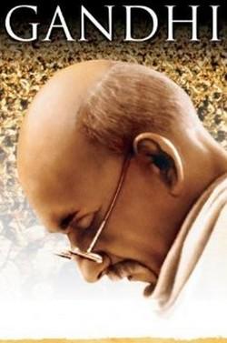 11 Gandhi locandina