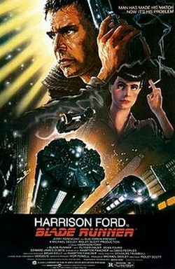 13 Blade Runner locandina
