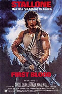 2 Rambo locandina
