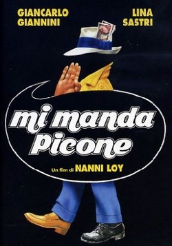 12 Mi manda Picone locandina