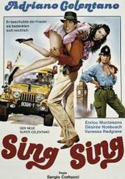 16 Sing Sing locandina