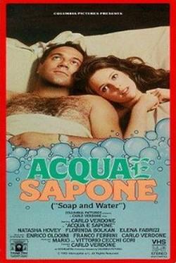 20 Acqua e sapone locandina