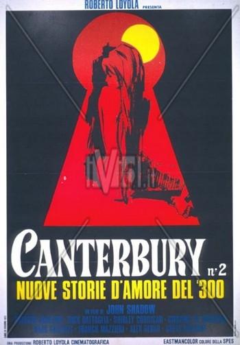 Canterbury No. 2 - nuove storie d'amore del '300 locandina 1