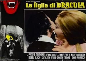 Le figlie di Dracula lobby card 6