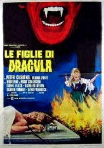 Le figlie di Dracula locandina 5
