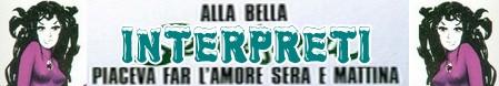 Alla bella Serafina...banner interpreti