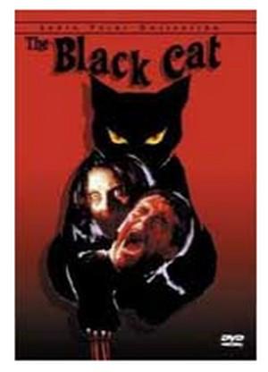 Black cat-Gatto nero locandina 2