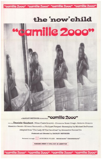 Camille 2000   locandina 1