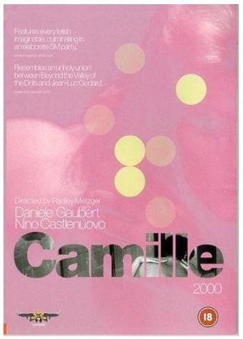 Camille 2000   locandina 5