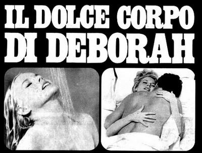 Il dolce corpo di Deborah cineromanzo 1