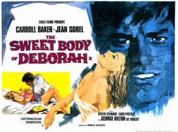 Il dolce corpo di Deborah lobby card 3