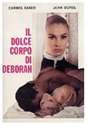 Il dolce corpo di Deborah locandina 3