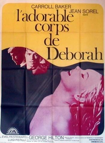 Il dolce corpo di Deborah locandina 6