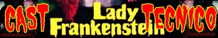 Lady Frankenstein banner cast