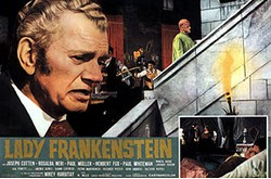 Lady Frankenstein lobby card 1