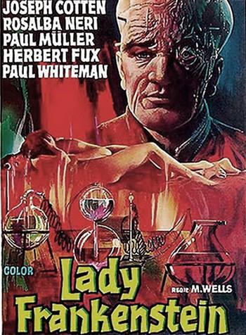 Lady Frankenstein locandina 3