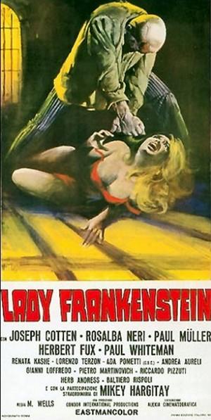 Lady Frankenstein locandina 4