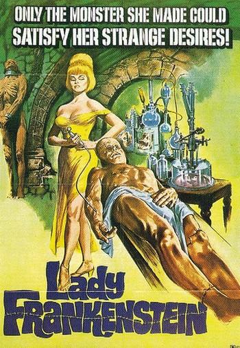 Lady Frankenstein locandina 5