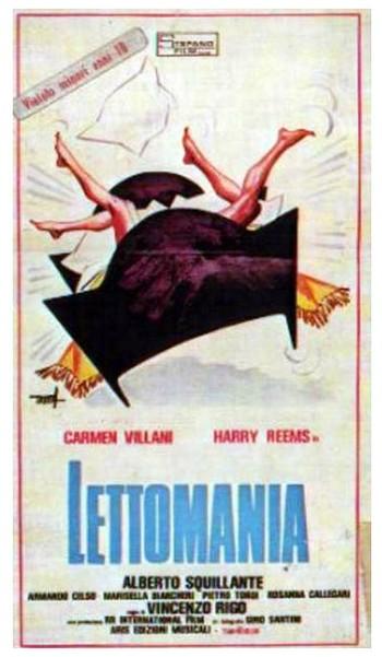 Lettomania locandina 1
