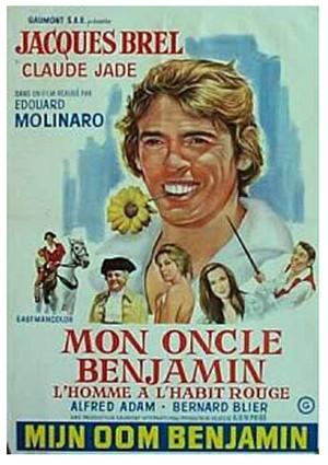 Mio zio Beniamino, l'uomo dal mantello rosso locandina 3