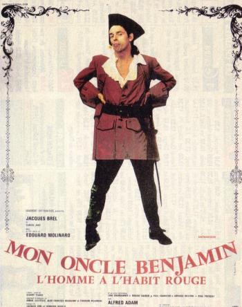 Mio zio Beniamino, l'uomo dal mantello rosso locandina 4