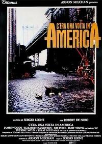 10 Cera una volta in America locandina