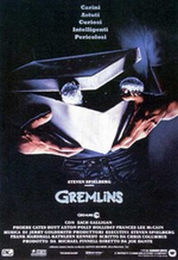 14 Gremlins locandina