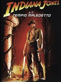 3 Indiana Jones e il tempio maledetto locandina